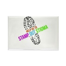 Stamp Out Stigma Magnets