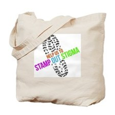 Stamp Out Stigma Tote Bag