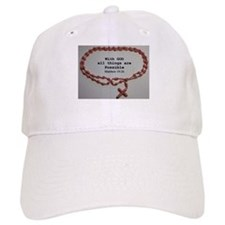 With God all things are Possible Baseball Baseball Cap