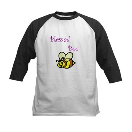 Blessed Bee Kids Baseball Jersey