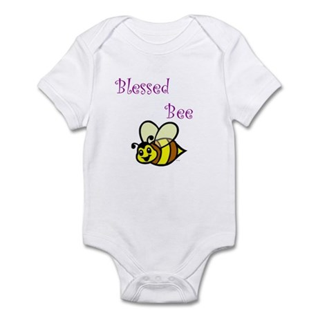 Blessed Bee Infant Bodysuit