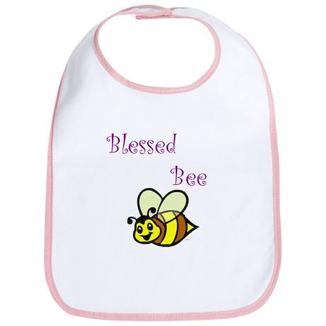 Blessed Bee Bib