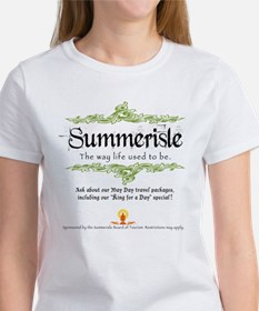 Summerisle - Women's T-Shirt