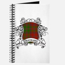 Stewart Tartan Shield Journal