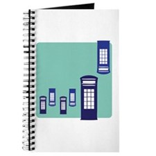 Phone Booth Journal