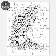The Raven Wordle Puzzle