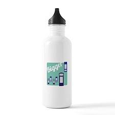 Bigger On The Inside Water Bottle