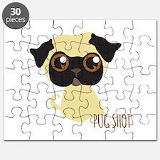 Pug Shot Puzzle
