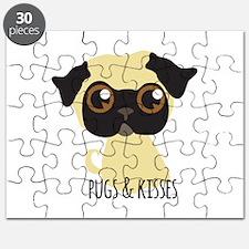 Pugs & Kisses Puzzle