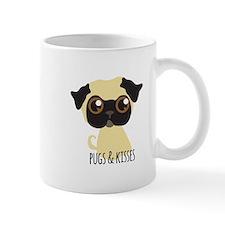 Pugs & Kisses Mugs