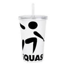 Game Of Squash iSquash Logo Acrylic Double-wall Tu