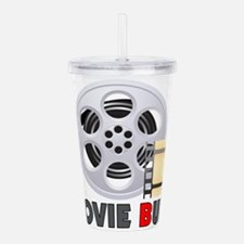 I'm A Movie Buff Acrylic Double-wall Tumbler