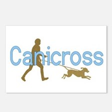 I Canicross Postcards (Package of 8)