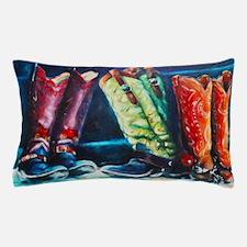 Boots Pillow Case