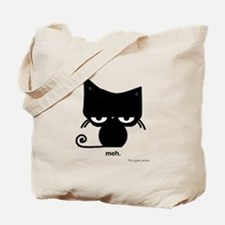 Meh Cat Tote Bag