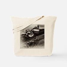 Vintage Shotgun Tote Bag