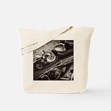 Classic Shotgun Tote Bag