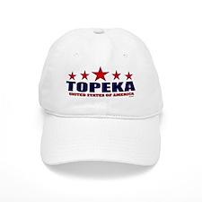 Topeka U.S.A. Baseball Cap