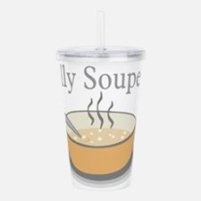 Totally Souped Up Acrylic Double-wall Tumbler