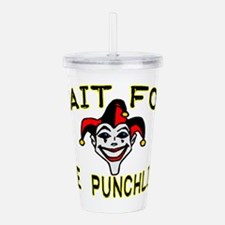 Joker Acrylic Double-wall Tumbler