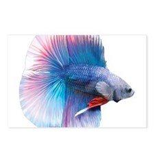 Double Tail Betta Postcards (Package of 8)