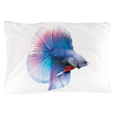 Double Tail Betta Pillow Case