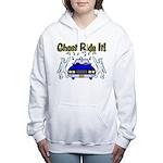 Ghost Ride It Women's Hooded Sweatshirt