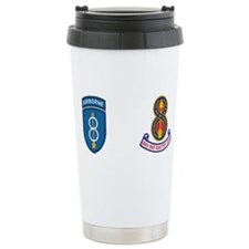Cute Army 40th infantry division Travel Mug