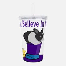 Believe In Magic Acrylic Double-wall Tumbler