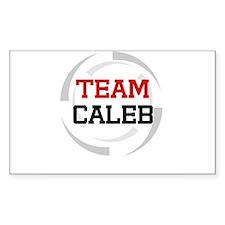 Caleb Rectangle Decal