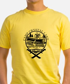 Cute Camp crystal lake counselor T