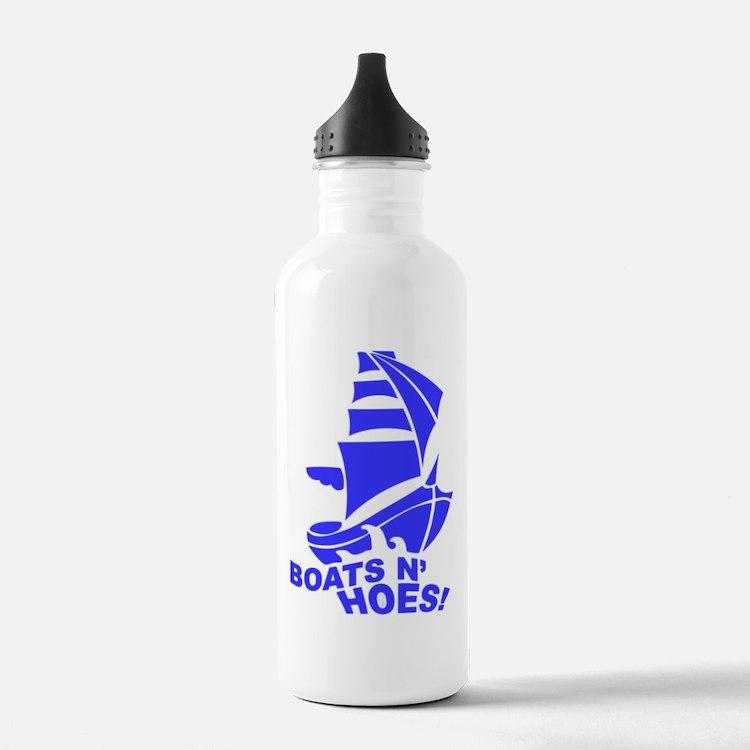 Cute Hoes Water Bottle