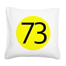 Unique Perfection Square Canvas Pillow