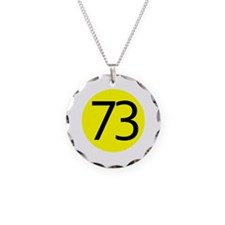 Cute Number Necklace