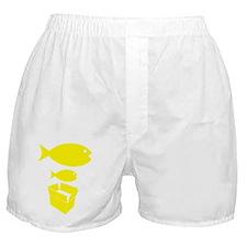Cute Cardboard Boxer Shorts