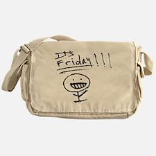 It's Friday!!! Messenger Bag