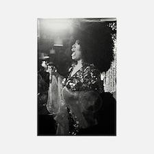 Sassy Ross Live #1 Rectangle Magnet