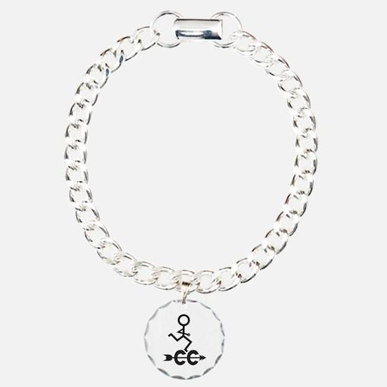 Cross Country CC Bracelet