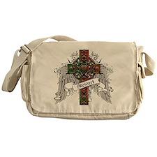 Stewart Tartan Cross Messenger Bag