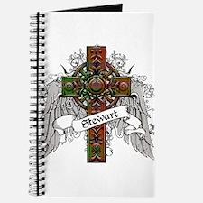 Stewart Tartan Cross Journal