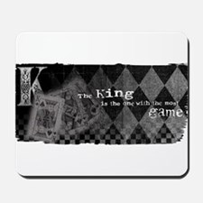 """""""The King's Got Game"""" Mousepad"""