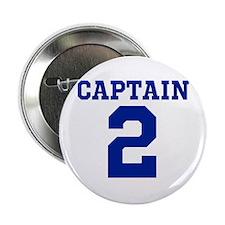 "CAPTAIN #2 2.25"" Button"