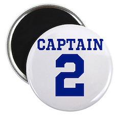CAPTAIN #2 Magnet