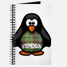 Stephenson Tartan Penguin Journal