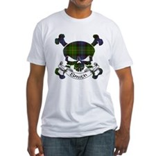Smith Tartan Skull Shirt