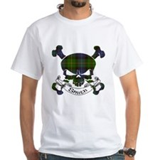 Smith Tartan Skull Shirt