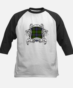 Smith Tartan Shield Tee