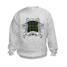 Smith Tartan Shield Sweatshirt