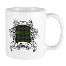 Smith Tartan Shield Small Mug