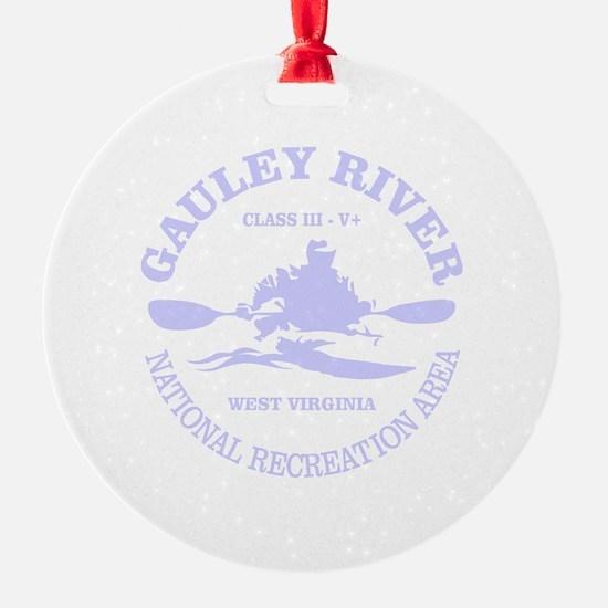 Gauley River (kayak) Ornament